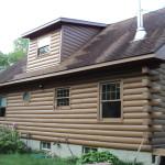 Log home Finished